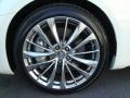 2011 Infiniti G 37 S Sport Convertible Wheel and Tire Photo