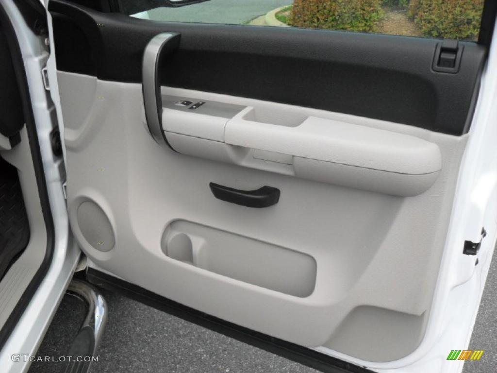 2007 chevrolet silverado 1500 lt crew cab 4x4 door panel photos