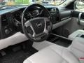 Light Titanium/Ebony Black 2007 Chevrolet Silverado 1500 Interiors