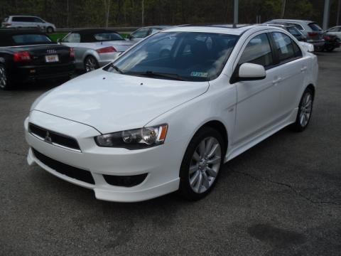 2008 mitsubishi lancer gts data info and specs. Black Bedroom Furniture Sets. Home Design Ideas