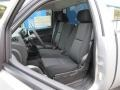 Ebony Interior Photo for 2011 Chevrolet Silverado 1500 #48685590