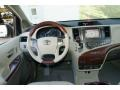 2011 Sandy Beach Metallic Toyota Sienna Limited AWD  photo #13