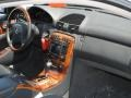 Dashboard of 2002 CL 500