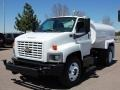 2007 Summit White Chevrolet C Series Kodiak C6500 Regular Cab Tank Truck #48663534
