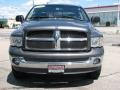 2002 Graphite Metallic Dodge Ram 1500 SLT Quad Cab 4x4  photo #2