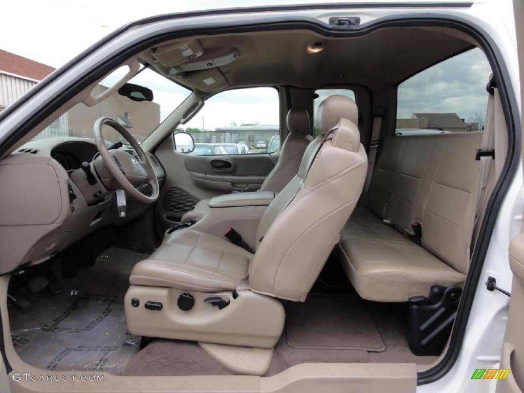 Wondrous 2003 Ford F150 Lariat Supercab 4X4 Interior Photo 48711331 Pabps2019 Chair Design Images Pabps2019Com