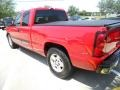2005 Victory Red Chevrolet Silverado 1500 LS Extended Cab  photo #5