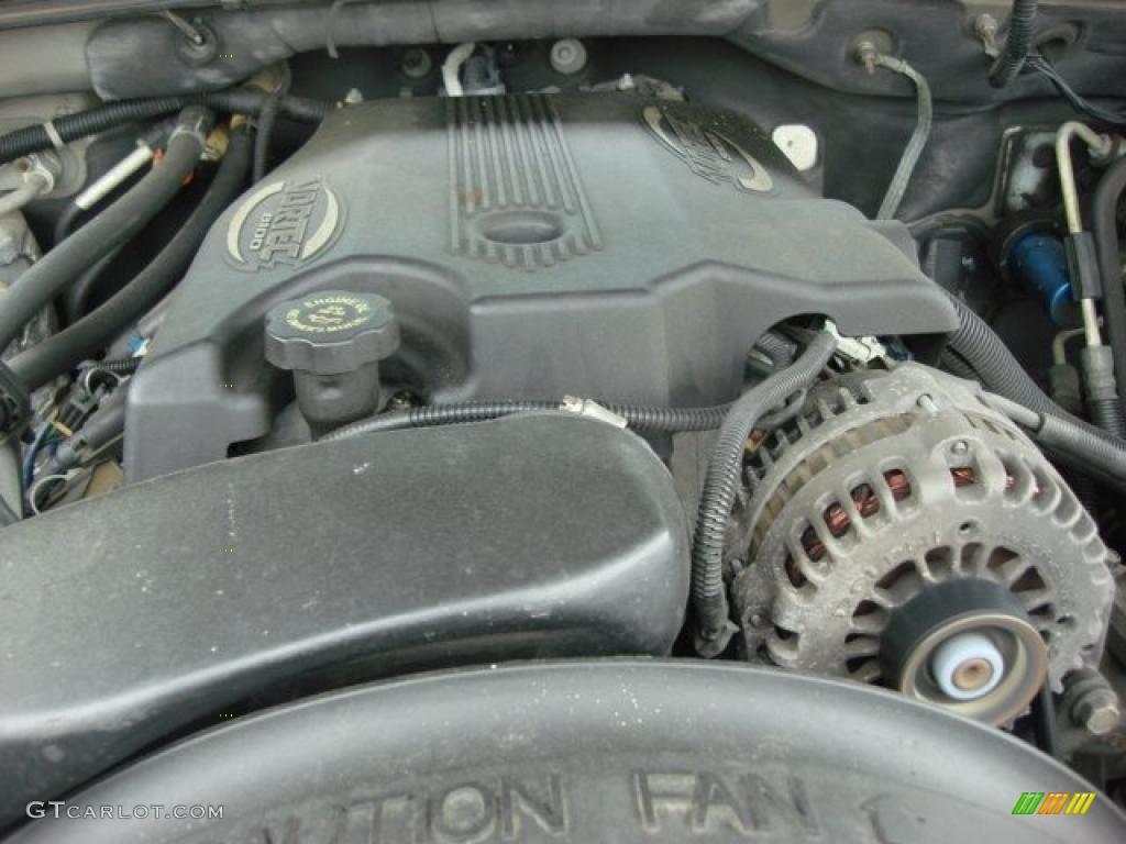 2001 chevrolet suburban 1500 lt 4x4 8.1 liter ohv 16-valve ... chevy 4 8 vortec engine diagram