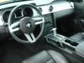 Dark Charcoal Prime Interior Photo for 2006 Ford Mustang #48721952