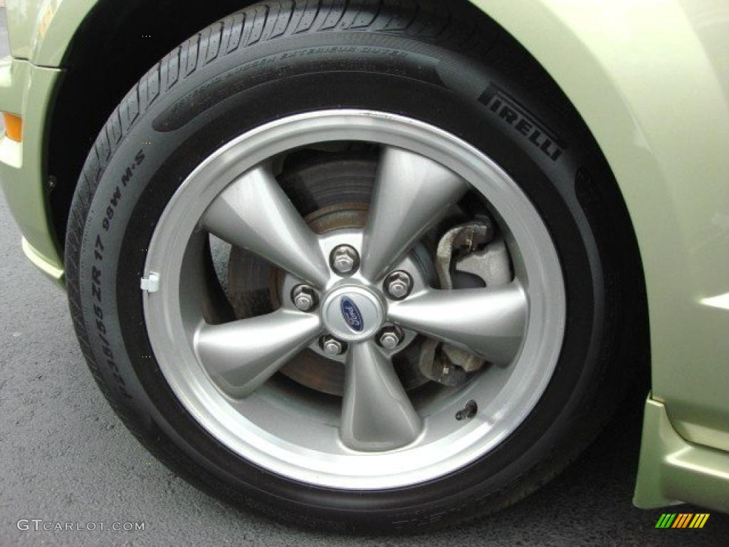 2006 Ford Mustang GT Premium Coupe Wheel Photo #48722014