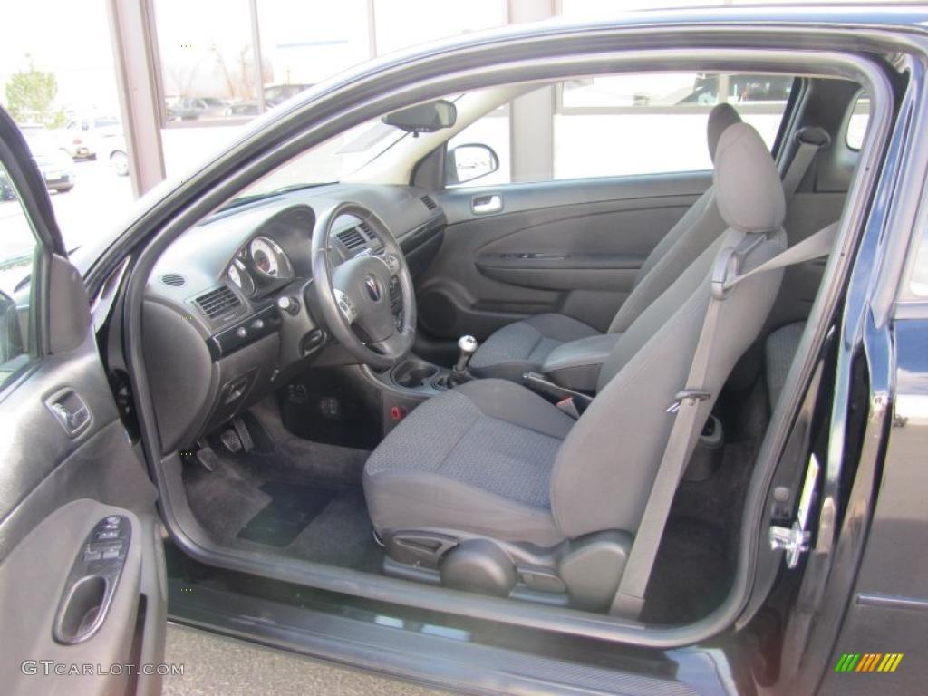 2009 Pontiac G5 Xfe Interior Photo 48723934 Gtcarlot Com