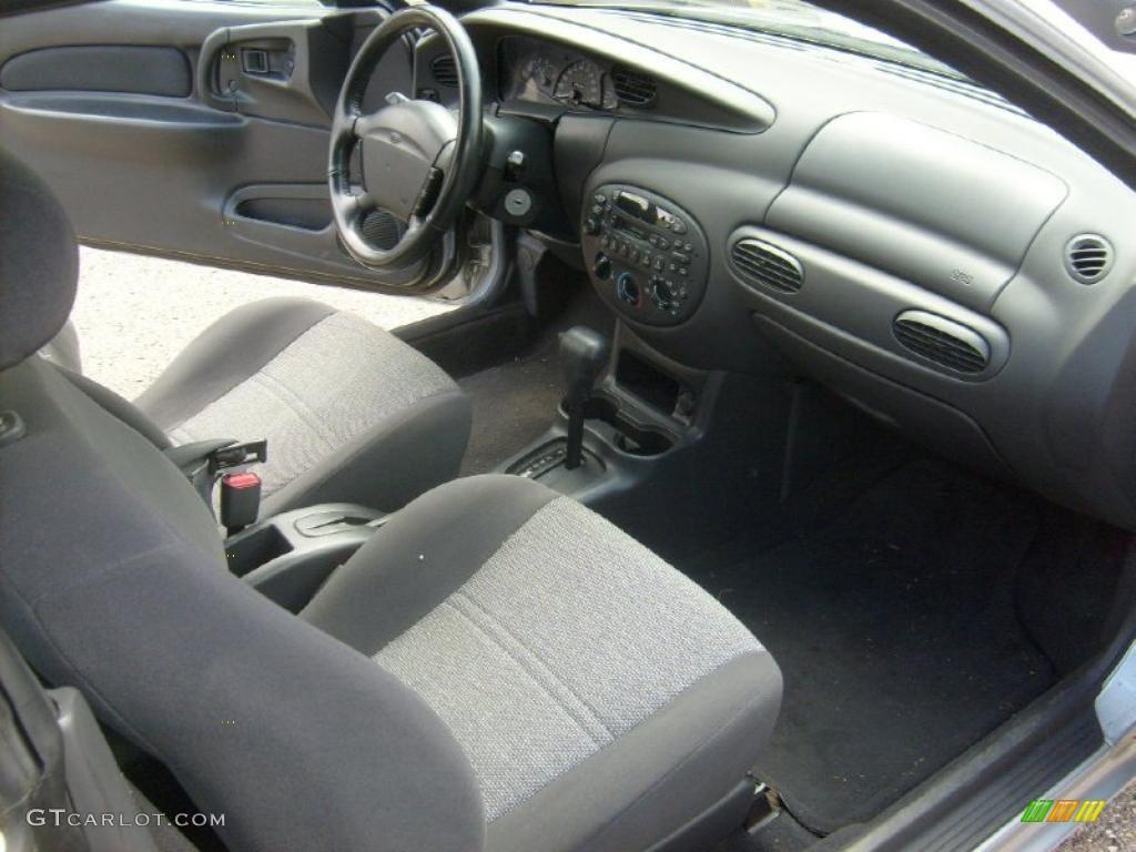2002 Ford Escort Zx2 Coupe Interior Photo 48727583