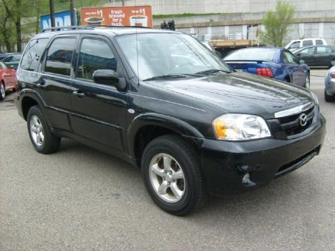 2005 mazda tribute s 4wd data info and specs. Black Bedroom Furniture Sets. Home Design Ideas