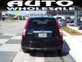2010 Crystal Black Pearl Honda CR-V EX  photo #3