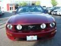 2006 Redfire Metallic Ford Mustang GT Premium Convertible  photo #7