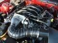 2006 Redfire Metallic Ford Mustang GT Premium Convertible  photo #20