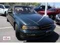 Geneva Green Pearl 1993 Acura Legend L Sedan