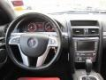 Onyx/Red Steering Wheel Photo for 2009 Pontiac G8 #48748506