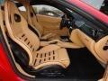 2007 Ferrari 599 GTB Fiorano Beige Interior Interior Photo