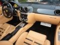 2007 Ferrari 599 GTB Fiorano Beige Interior Dashboard Photo