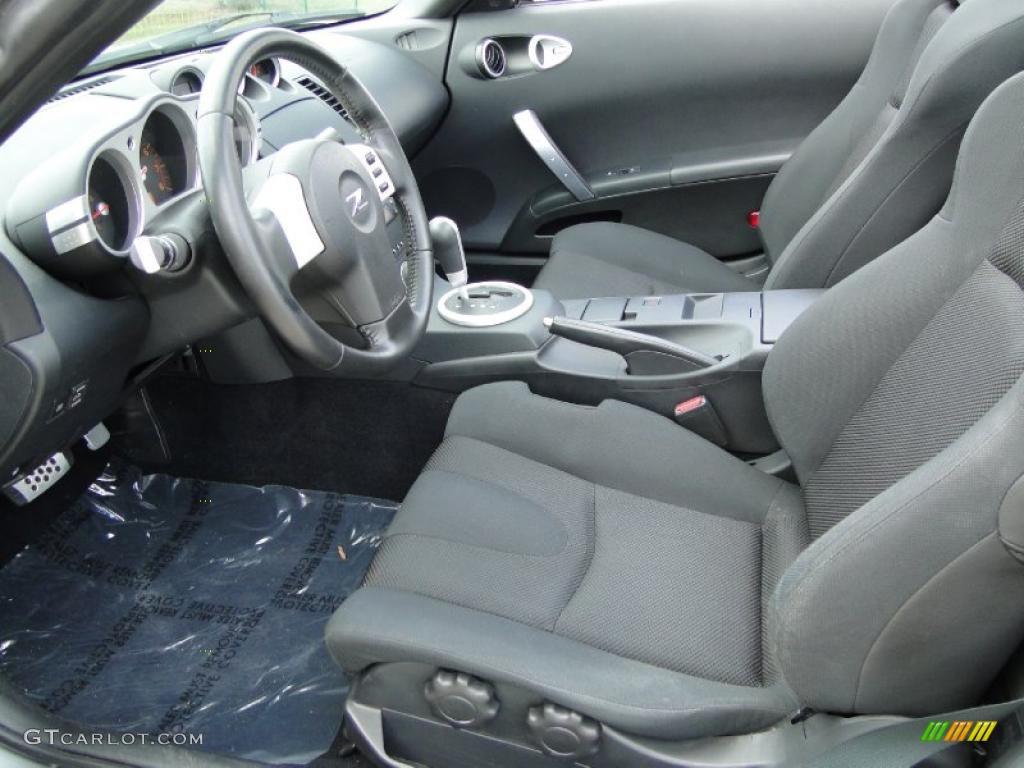 2004 Nissan 350z Enthusiast Roadster Interior Photo 48762543 Gtcarlot Com