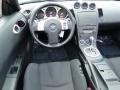 Carbon Black Steering Wheel Photo for 2004 Nissan 350Z #48762655