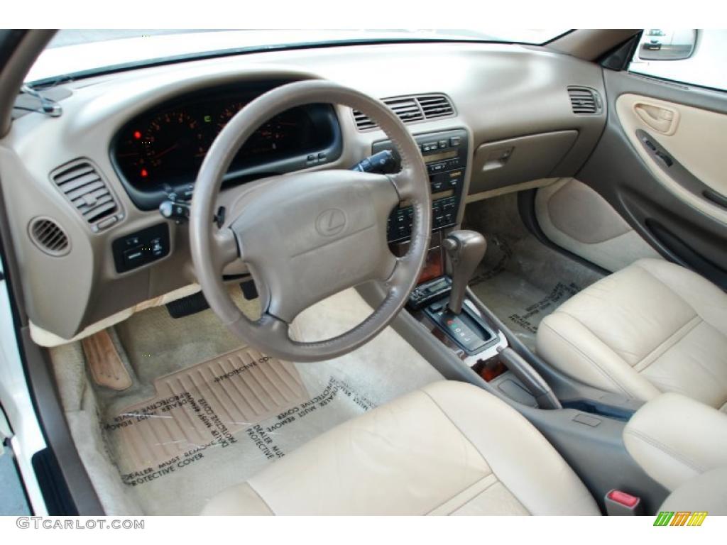1993 lexus es 300 interior photo #48764671 | gtcarlot