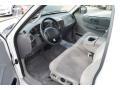 2000 F150 XLT Regular Cab 4x4 Medium Graphite Interior