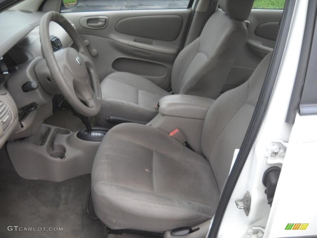 2004 dodge stratus se interior