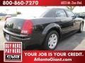 2005 Brilliant Black Crystal Pearl Chrysler 300 Touring  photo #3