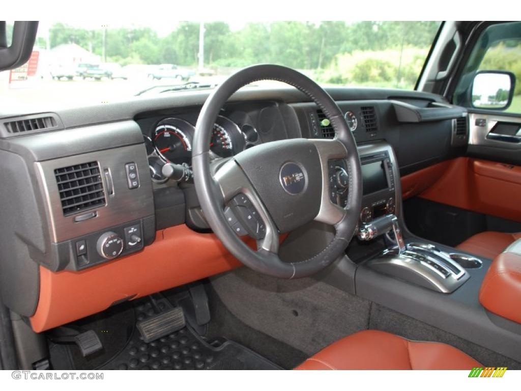 hummer h2 2009 interior