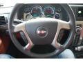 2009 H2 SUV Silver Ice Steering Wheel