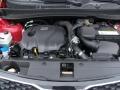 2011 Sportage SX AWD 2.0 Liter Turbocharged GDI DOHC 16-Valve CVVT 4 Cylinder Engine