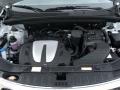 2011 Bright Silver Kia Sorento LX V6  photo #9