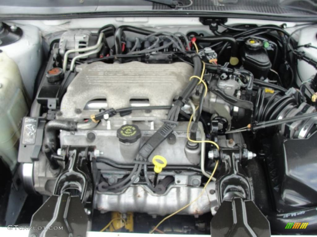 2000 chevy lumina engine diagram 1998 chevrolet lumina standard lumina model 3.1 liter ohv ... #7