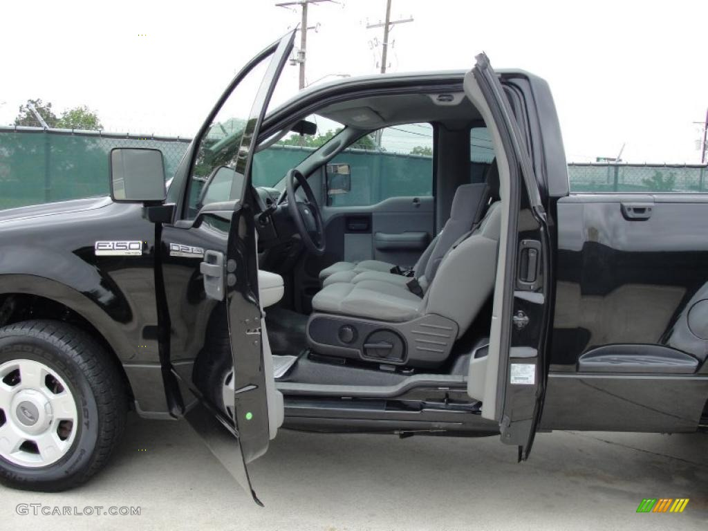 2004 ford f150 stx regular cab 4x4 interior photo. Black Bedroom Furniture Sets. Home Design Ideas