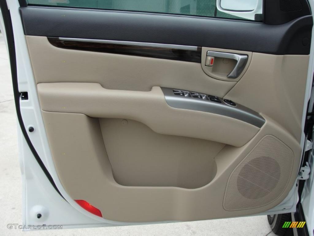 2010 Hyundai Santa Fe Limited Door Panel Photos