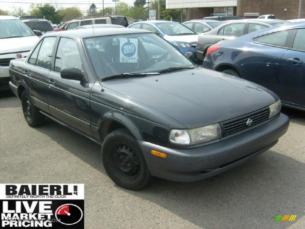 1994 Dark Gray Metallic Nissan Sentra Limited Sedan 48814349 Gtcarlot Com Car Color Galleries Browse interior and exterior photos for 1994 nissan sentra. gtcarlot com