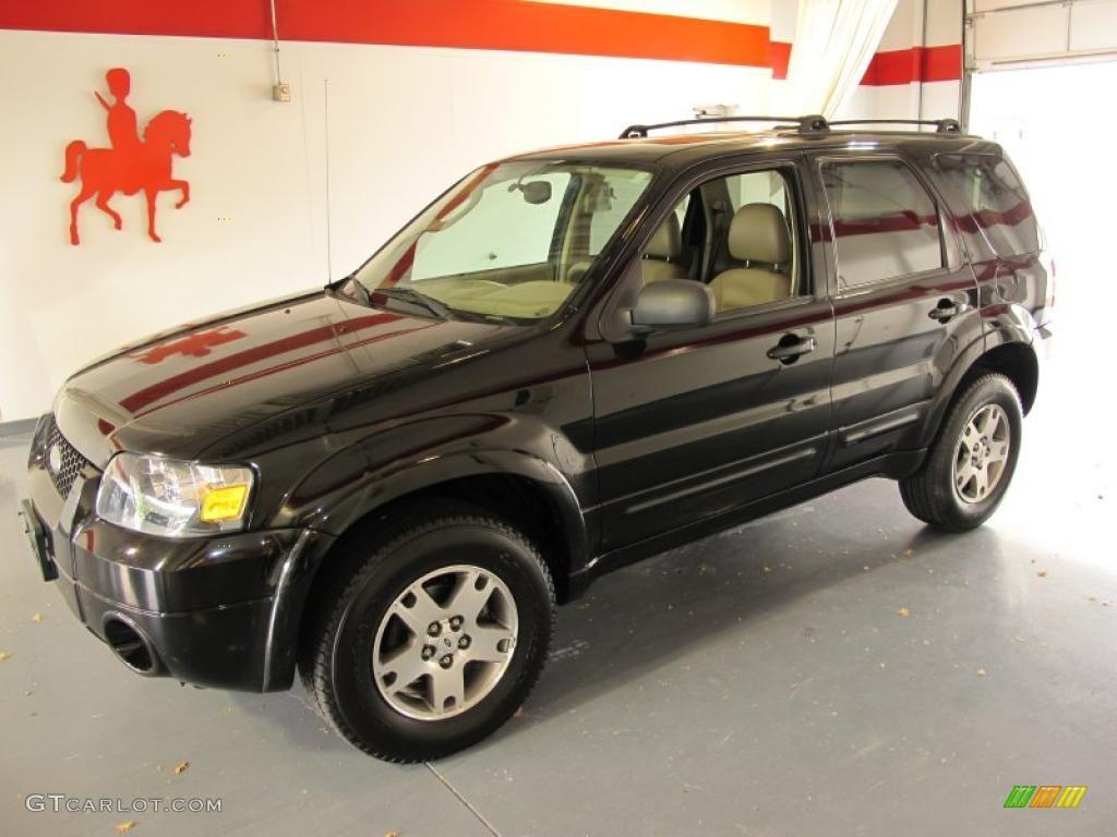 2005 black ford escape limited 48814352 car color galleries. Black Bedroom Furniture Sets. Home Design Ideas