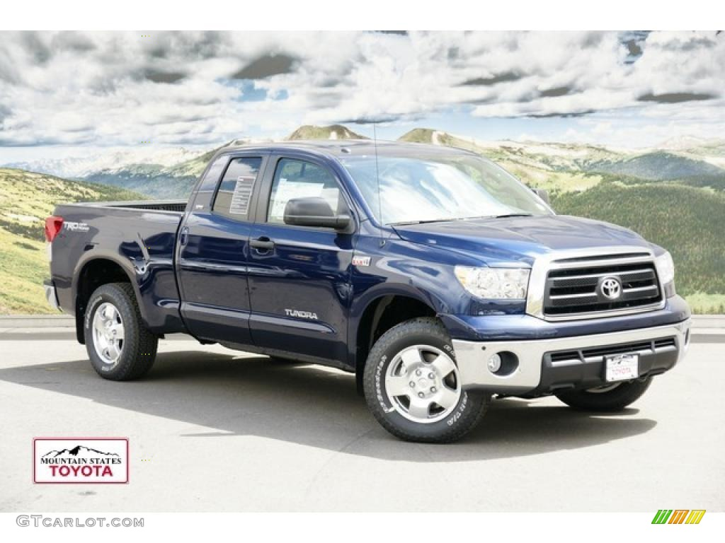2011 nautical blue toyota tundra trd double cab 4x4 48814357 car color galleries. Black Bedroom Furniture Sets. Home Design Ideas