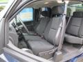 2011 Imperial Blue Metallic Chevrolet Silverado 1500 LT Extended Cab 4x4  photo #14