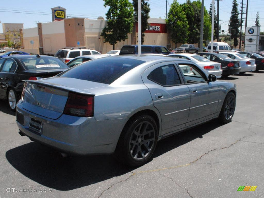 Silver Steel Metallic 2006 Dodge Charger R T Exterior