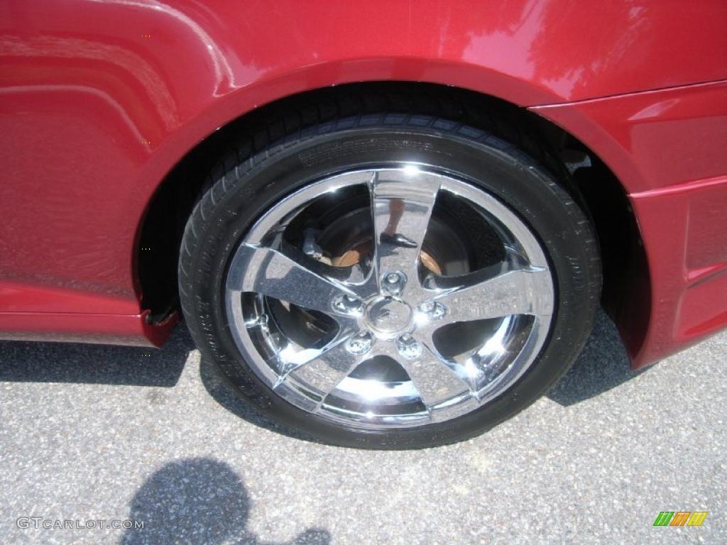 2006 Hyundai Tiburon Gt Wheel Photo 48843888 Gtcarlot Com