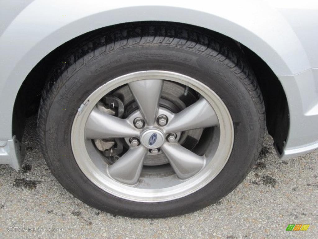 2006 Ford Mustang GT Premium Coupe Wheel Photo #48845217