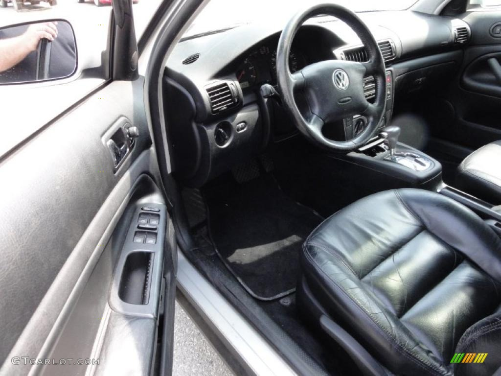2000 volkswagen passat gls 1 8t sedan interior photo 48847303 for Volkswagen passat 2000 interior