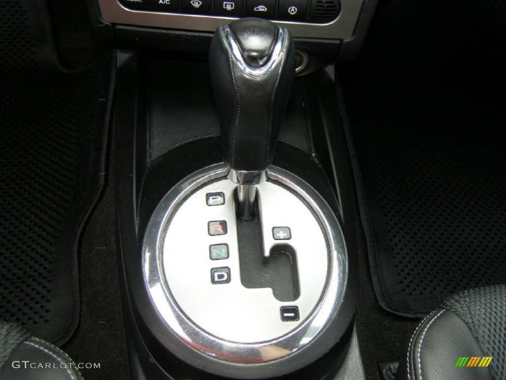 2007 Hyundai Tiburon GT 4 Speed Shiftronic Automatic ...