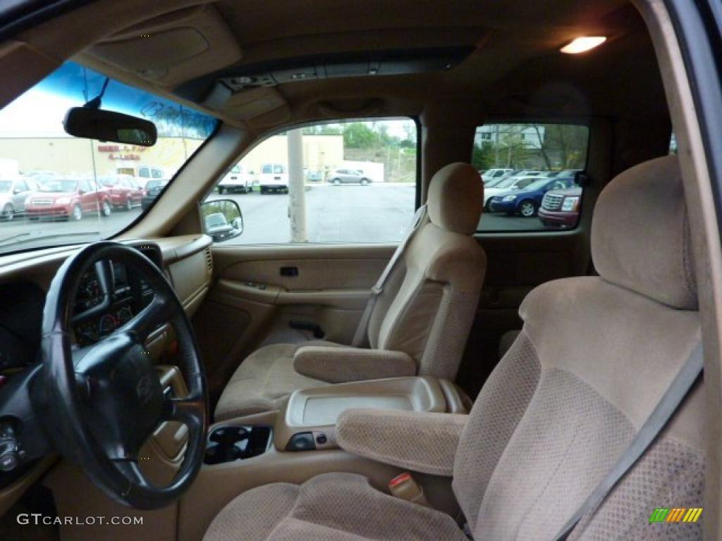 1999 Chevrolet Silverado 1500 Z71 Extended Cab 4x4 Interior Photos