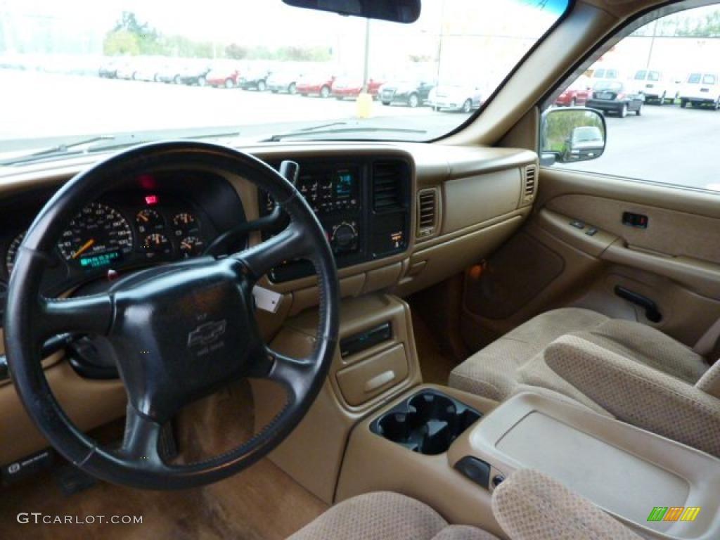 Medium Oak Interior 1999 Chevrolet Silverado 1500 Z71 Extended Cab 4x4 Photo 48851602