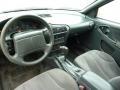 2002 Chevrolet Cavalier Graphite Interior Prime Interior Photo