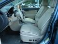 2011 MKZ Hybrid Light Camel Interior